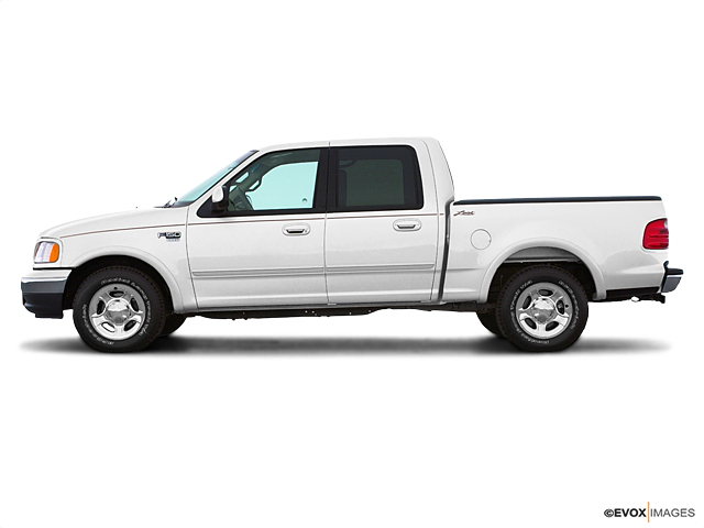 2003 Ford F-150 Vehicle Photo in Spokane, WA 99207