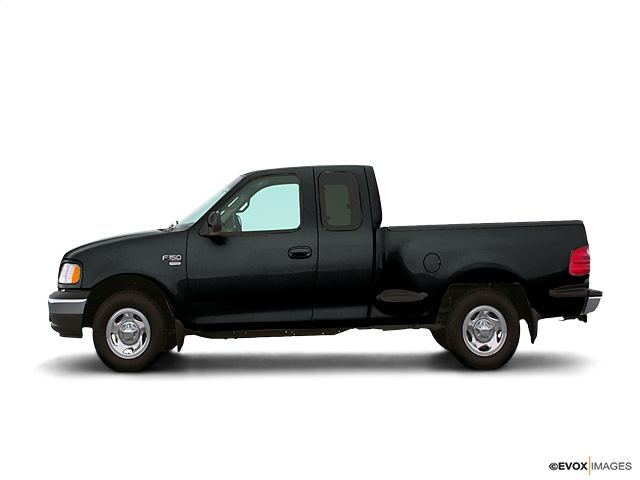 2003 Ford F-150 Vehicle Photo in Houston, TX 77074