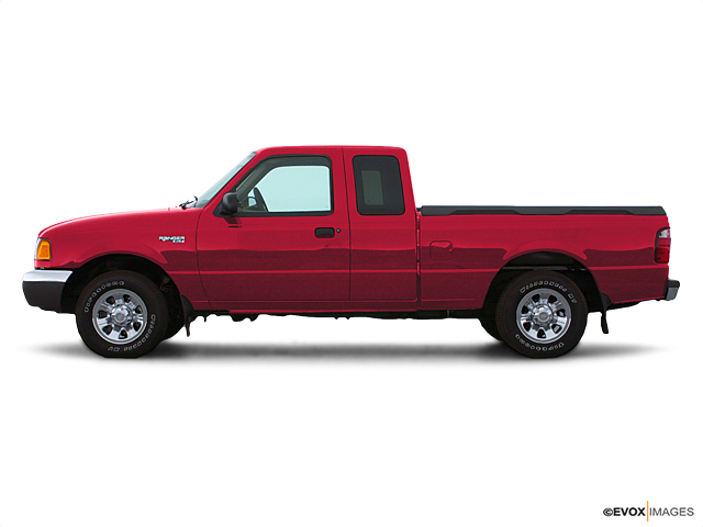 2003 Ford Ranger Vehicle Photo in Danville, KY 40422