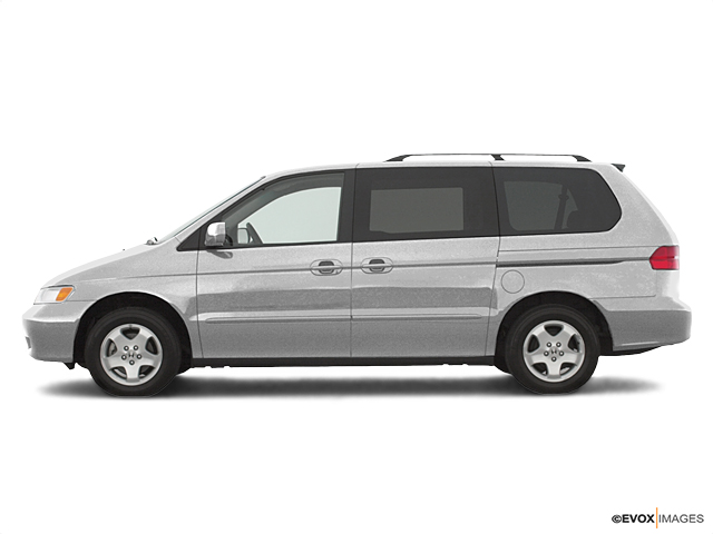 2003 Honda Odyssey Vehicle Photo in Manassas, VA 20109