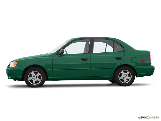 2003 Hyundai Accent Vehicle Photo in Owensboro, KY 42303