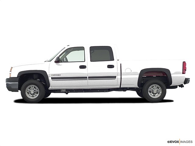 Used 2003 Summit White Lt Pewter Metallic Chevrolet