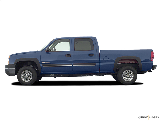 Used 2003 Chevrolet Silverado 2500hd Ls With Arrival Blue Metallic Exterior Stock 183651 Crivitz Wi