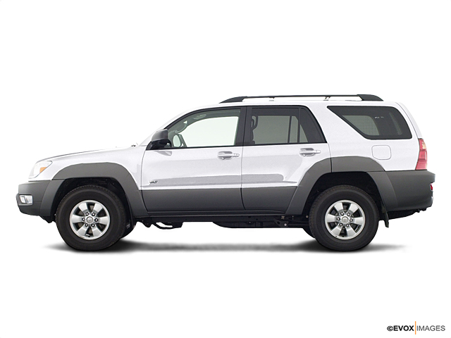 2003 Toyota 4Runner Vehicle Photo in Rock Hill, SC 29731