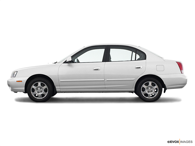 2003 Hyundai Elantra Vehicle Photo in American Fork, UT 84003