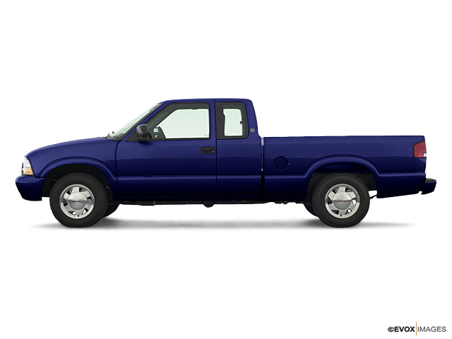 2003 GMC Sonoma Vehicle Photo in Warren, OH 44483