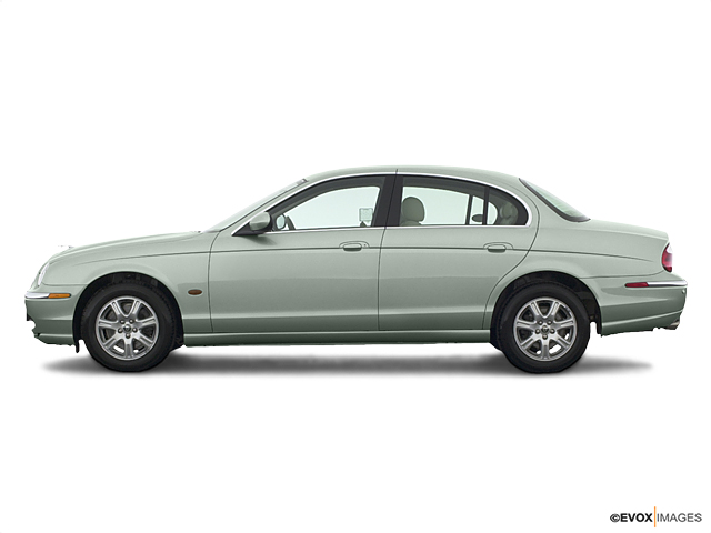 2003 Jaguar S-TYPE Vehicle Photo in Ocala, FL 34474