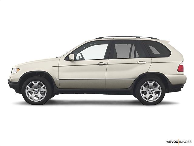 2003 BMW X5 4.4i Vehicle Photo in Anchorage, AK 99515