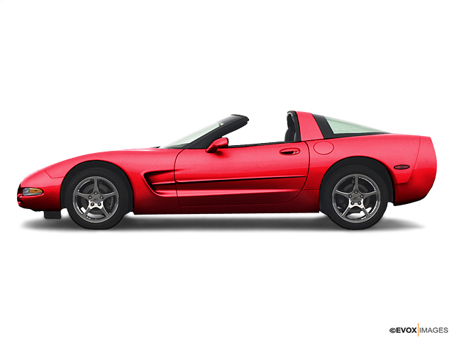 2003 Chevrolet Corvette Vehicle Photo in Joliet, IL 60435