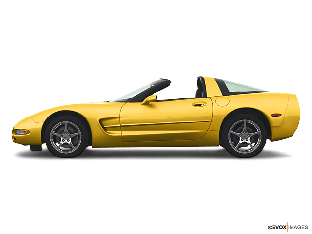 2003 Chevrolet Corvette Vehicle Photo in Colorado Springs, CO 80905