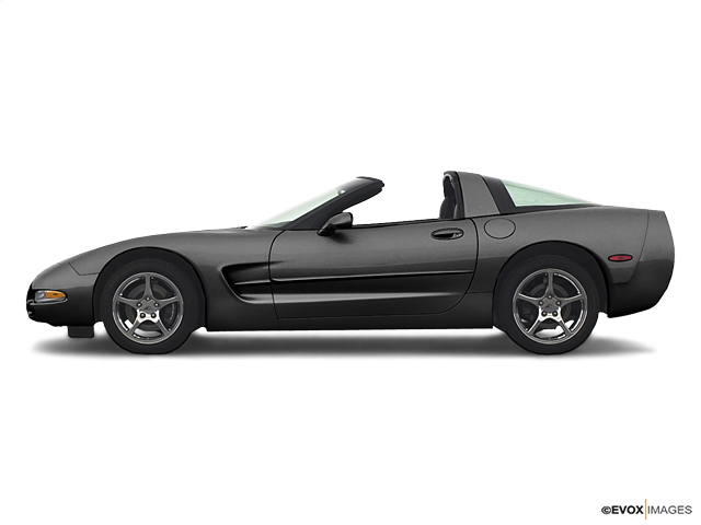 2003 Chevrolet Corvette Vehicle Photo in Akron, OH 44320
