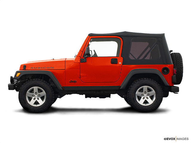 2003 Jeep Wrangler Vehicle Photo in Beaufort, SC 29906