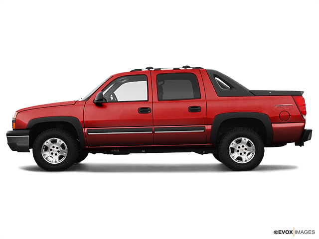 2003 Chevrolet Avalanche Vehicle Photo in Casper, WY 82609