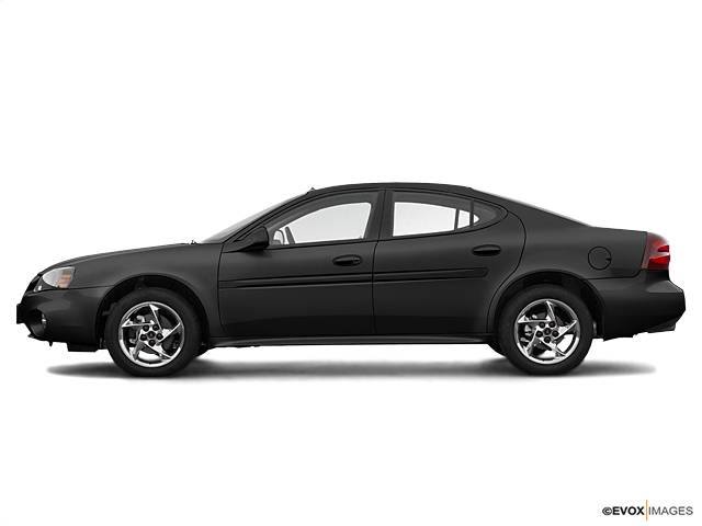2004 Pontiac Grand Prix Vehicle Photo in Austin, TX 78759