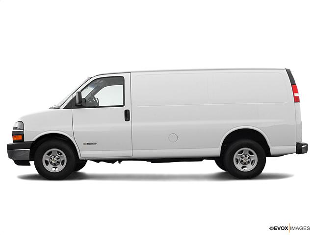 2003 Chevrolet Express Cargo Van Vehicle Photo in Harvey, LA 70058