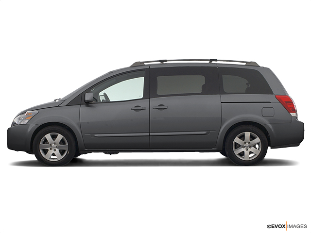 2004 Nissan Quest Vehicle Photo in Redding, CA 96002