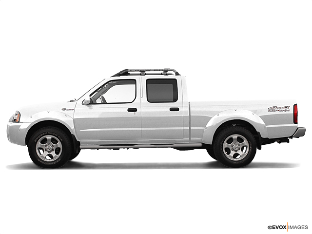 2003 Nissan Frontier 4WD Vehicle Photo in Anchorage, AK 99515
