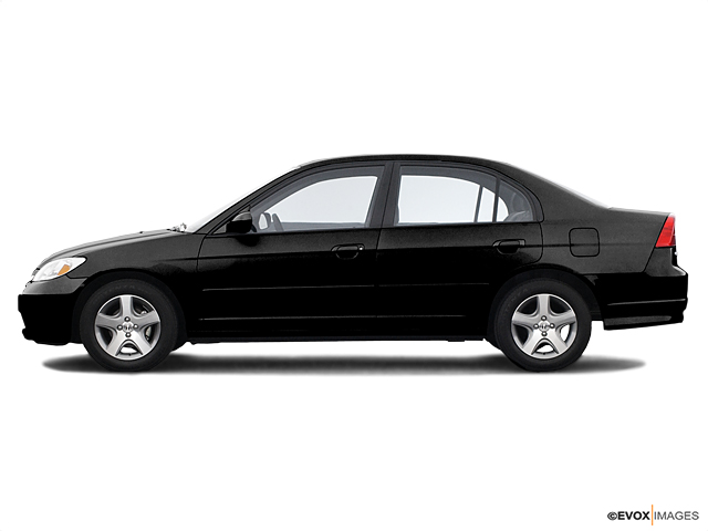 2004 Honda Civic Vehicle Photo In Albany, GA 31707
