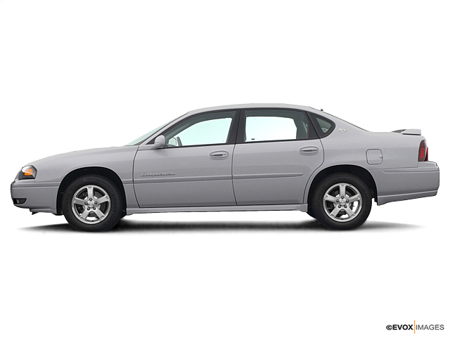 2004 Chevrolet Impala Vehicle Photo in Manhattan, KS 66502