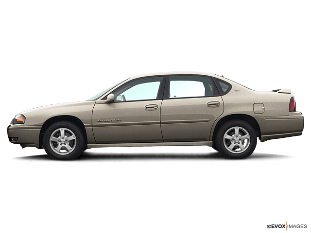 2004 Chevrolet Impala Vehicle Photo in Medina, OH 44256