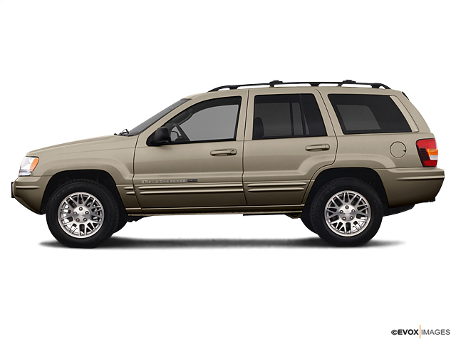 2004 Jeep Grand Cherokee Vehicle Photo in Anchorage, AK 99515