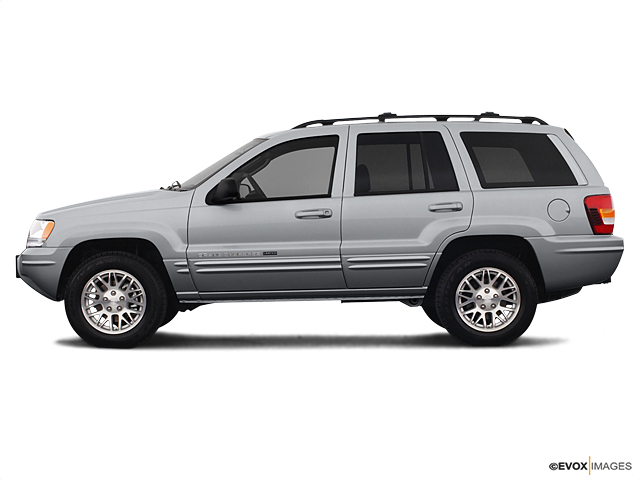 2004 Jeep Grand Cherokee Vehicle Photo in Helena, MT 59601