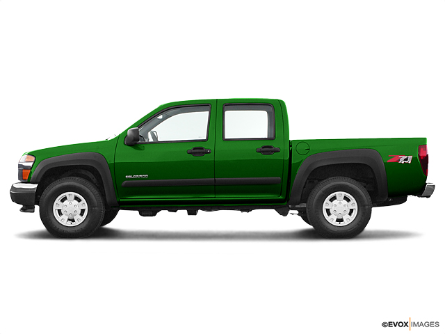 2004 Chevrolet Colorado Vehicle Photo in Akron, OH 44320