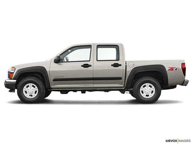 2004 Chevrolet Colorado Vehicle Photo in Beaufort, SC 29906