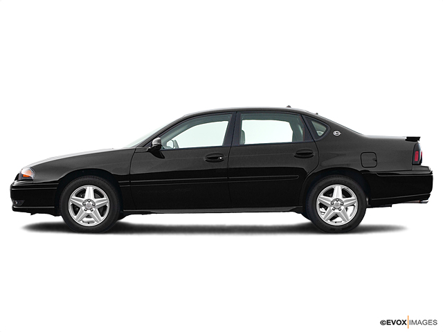 2004 Chevrolet Impala Vehicle Photo in Oshkosh, WI 54904