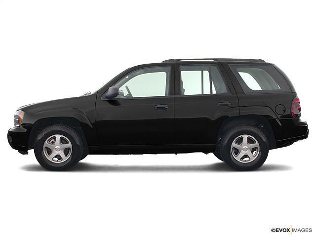 2004 Chevrolet TrailBlazer Vehicle Photo in Hartford, KY 42347-1845