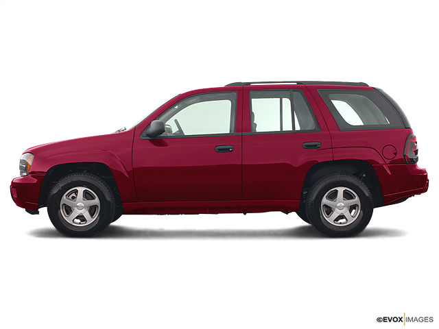 2004 Chevrolet TrailBlazer Vehicle Photo in Detroit, MI 48207