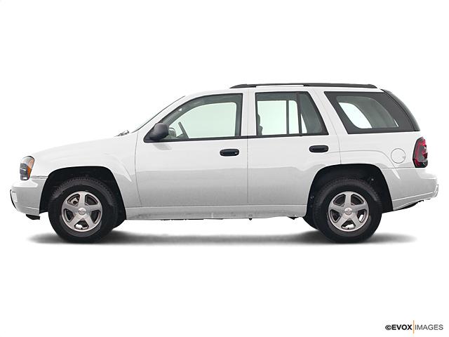 2004 Chevrolet TrailBlazer Vehicle Photo in Houston, TX 77054