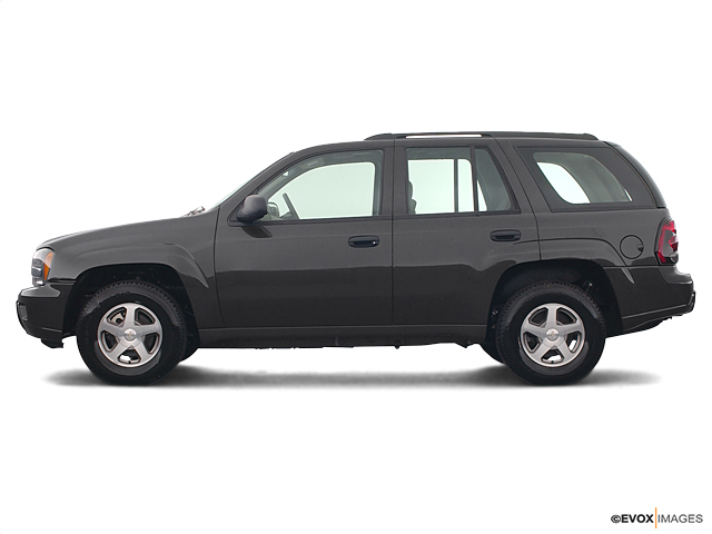 2004 Chevrolet TrailBlazer Vehicle Photo in Oklahoma City, OK 73114
