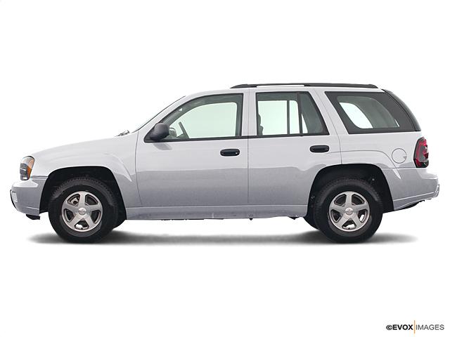 2004 Chevrolet TrailBlazer Vehicle Photo in Freeland, MI 48623