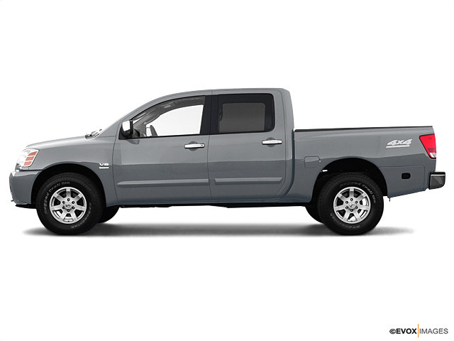2004 Nissan Titan Vehicle Photo in Colma, CA 94014