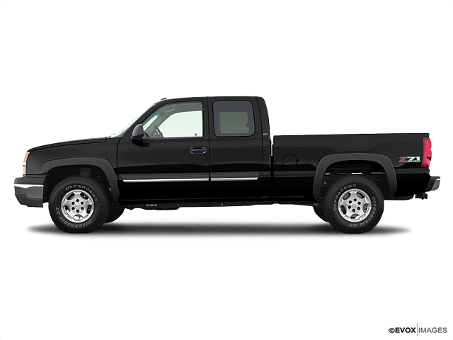 2004 Chevrolet Silverado 1500 Vehicle Photo in Hudson, MA 01749