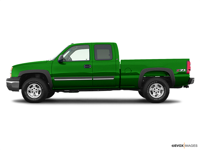 2004 Chevrolet Silverado 1500 Vehicle Photo in San Angelo, TX 76903
