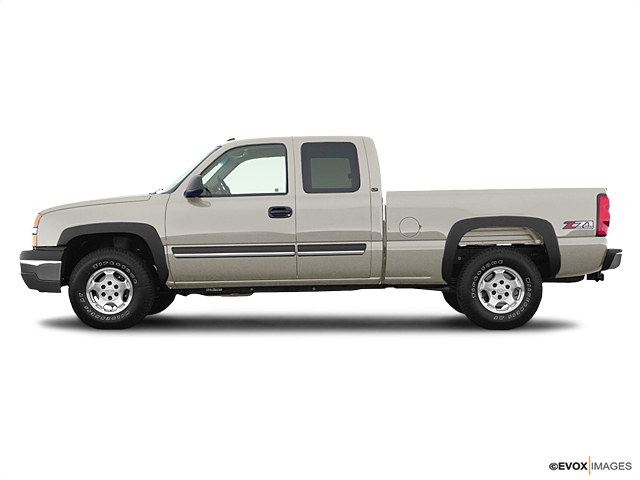2004 Chevrolet Silverado 1500 Vehicle Photo in Newton Falls, OH 44444