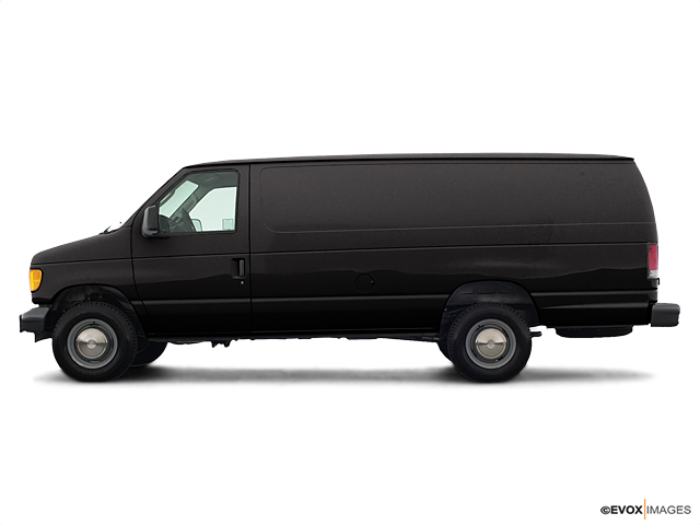 2004 Ford Econoline Cargo Van Vehicle Photo in Medina, OH 44256
