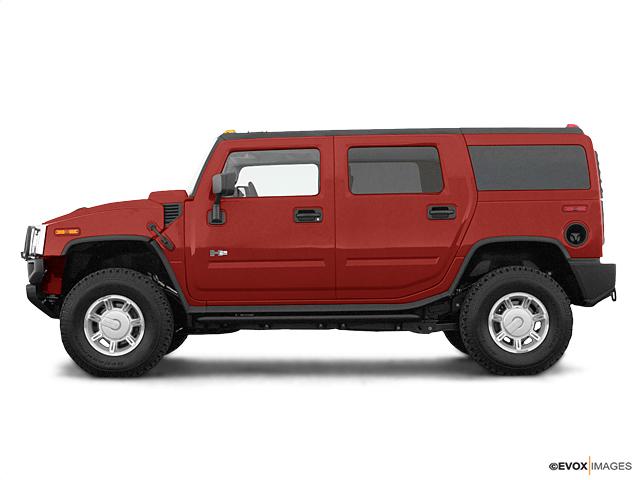 2004 HUMMER H2 Vehicle Photo in Baton Rouge, LA 70806