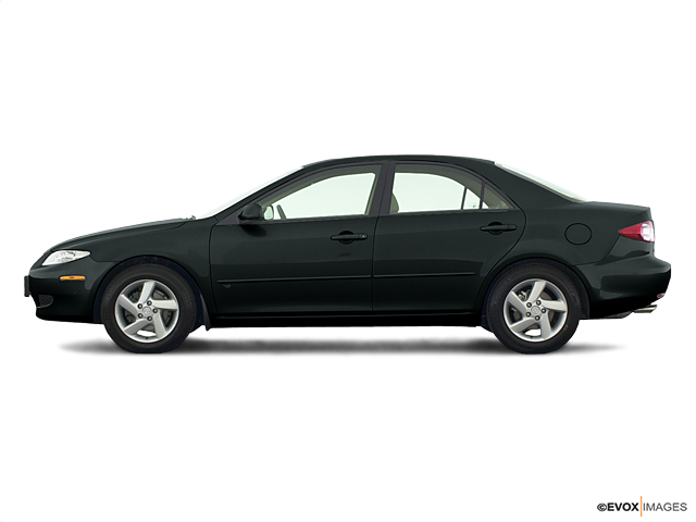 2004 Mazda Mazda6 Vehicle Photo in Raleigh, NC 27609