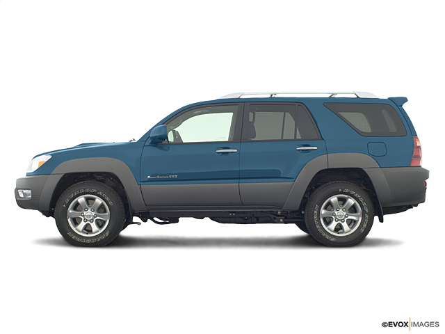 2004 Toyota 4Runner Vehicle Photo in Springfield, MO 65809