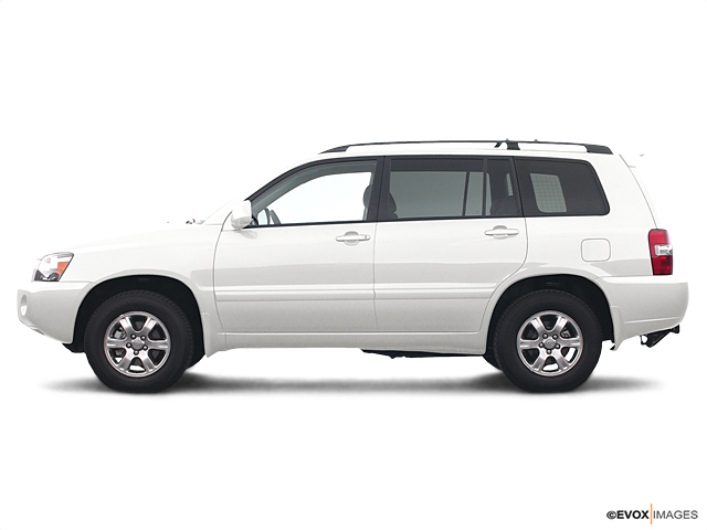 2004 Toyota Highlander Vehicle Photo in Mission, TX 78572