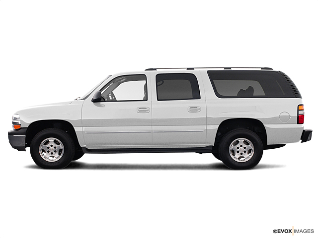 2004 Chevrolet Suburban Vehicle Photo in Crosby, TX 77532