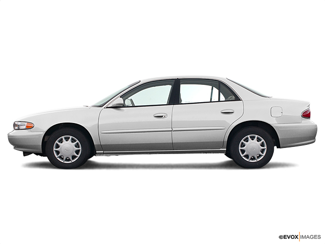 2004 Buick Century Vehicle Photo in Mansfield, OH 44906