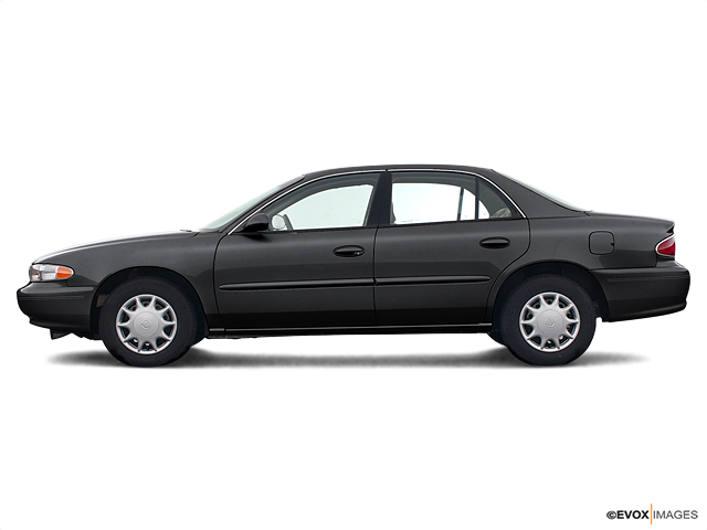 2004 Buick Century Vehicle Photo in Akron, OH 44303