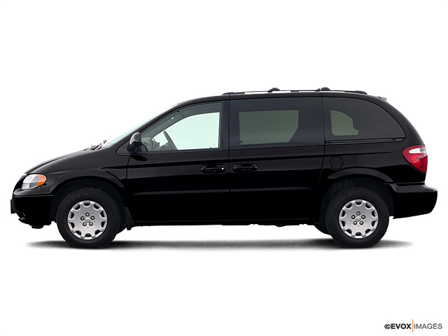2004 Chrysler Town & Country Vehicle Photo in San Angelo, TX 76903