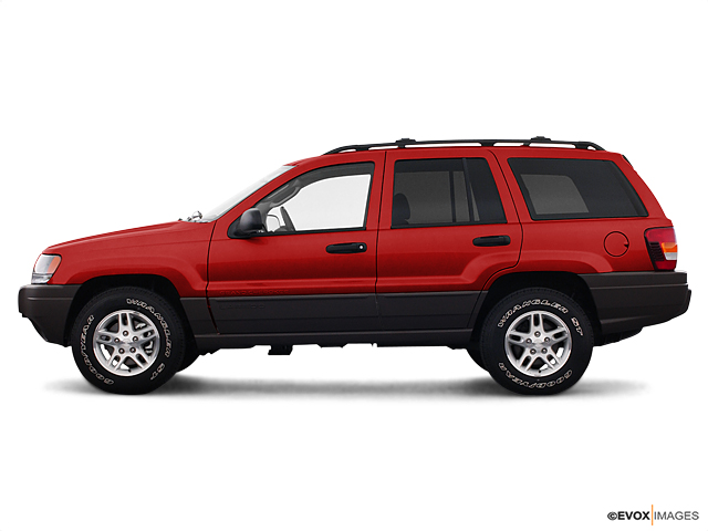 2004 Jeep Grand Cherokee Vehicle Photo in Tallahassee, FL 32304