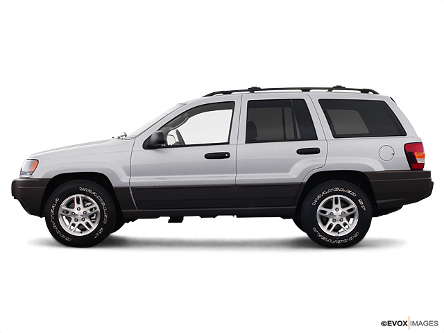 2004 Jeep Grand Cherokee Vehicle Photo in Anaheim, CA 92806