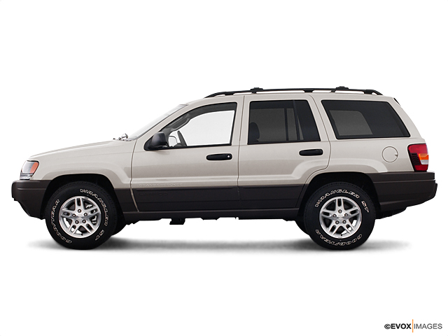 2004 Jeep Grand Cherokee Vehicle Photo in Gaffney, SC 29341